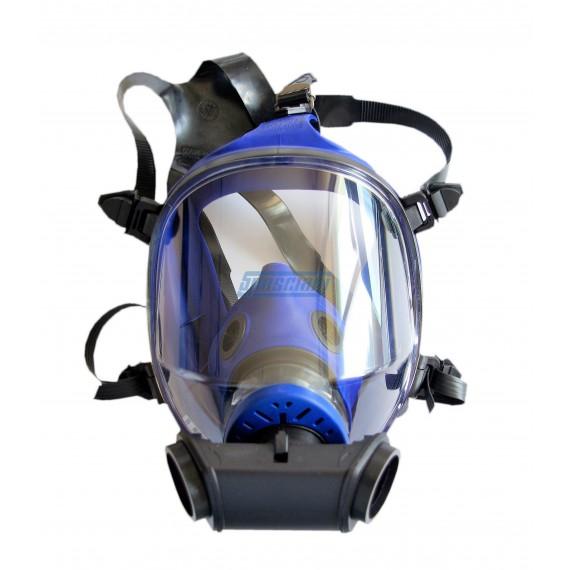 Maska pełnotwarzowa Spasciani TR 2002 CL2 DUPLA
