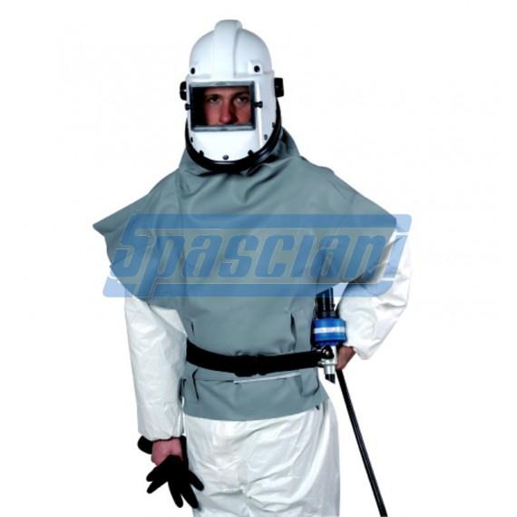 Spasciani ACS 951 System sprężonego powietrza z maską i kapturem