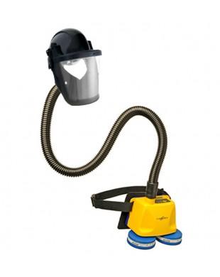 Spasciani Turbina CFU kask szczelny i wizjer polikarbonowy