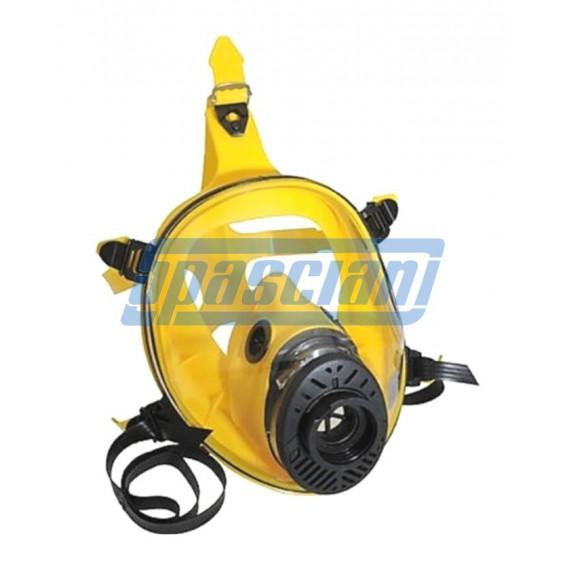 Maska pełnotwarzowa Spasciani TR 2002 CL3 S