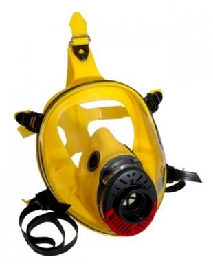 Maska pełnotwarzowa Spasciani TR 2002 S BN CL3