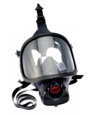 Maska pełnotwarzowa Spasciani TR 82 CL2