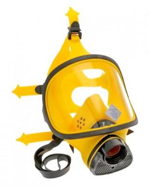 Maska pełnotwarzowa bezpieczne szkło Spasciani TR 82 CL3 S